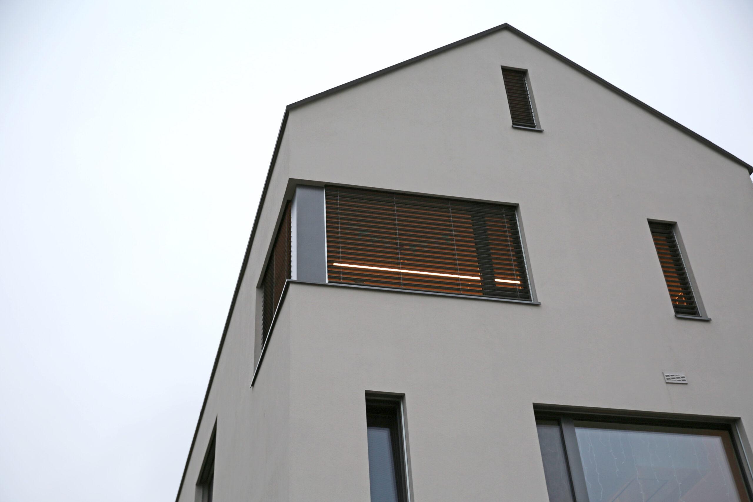 Neubau Einfamilienhaus Tübach