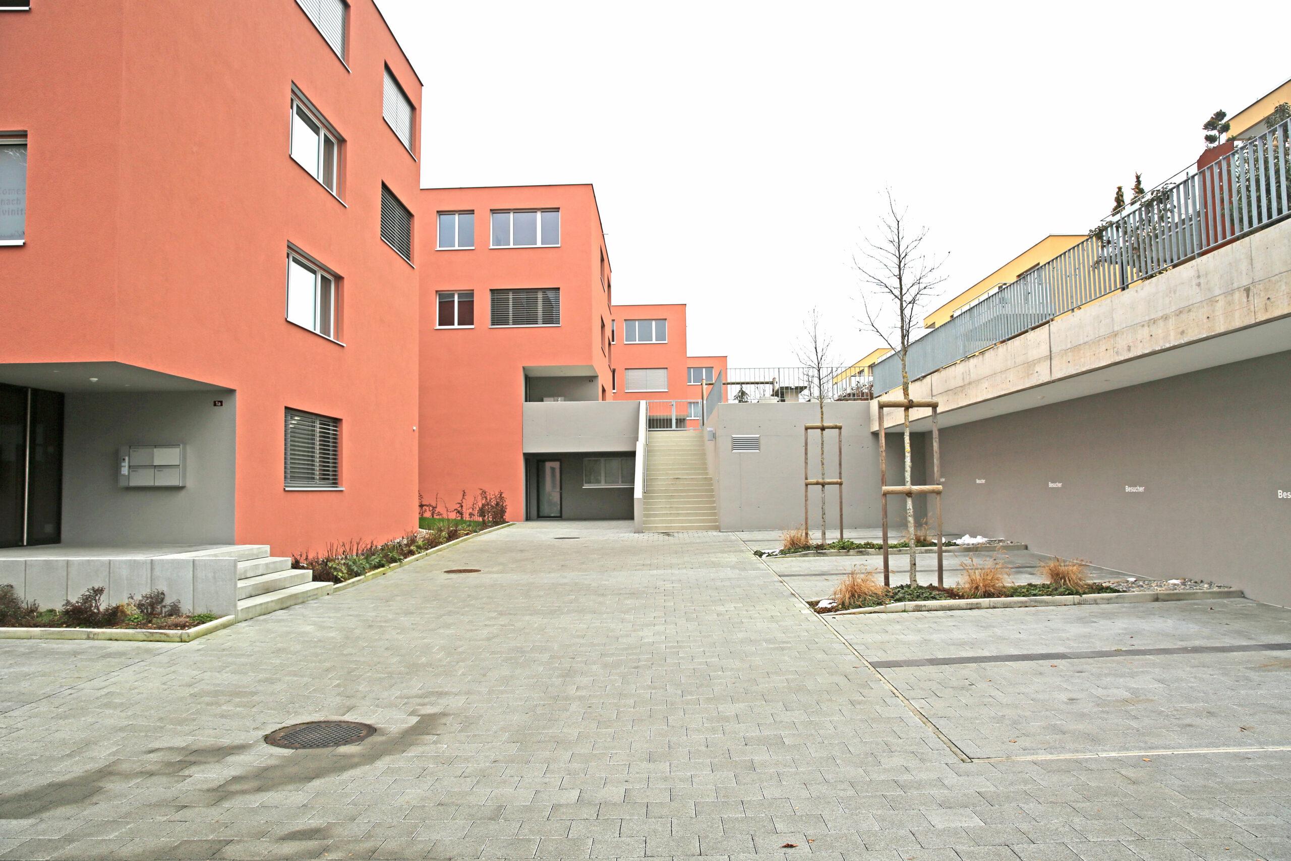Wohnüberbauung Sonnenhof II Henau