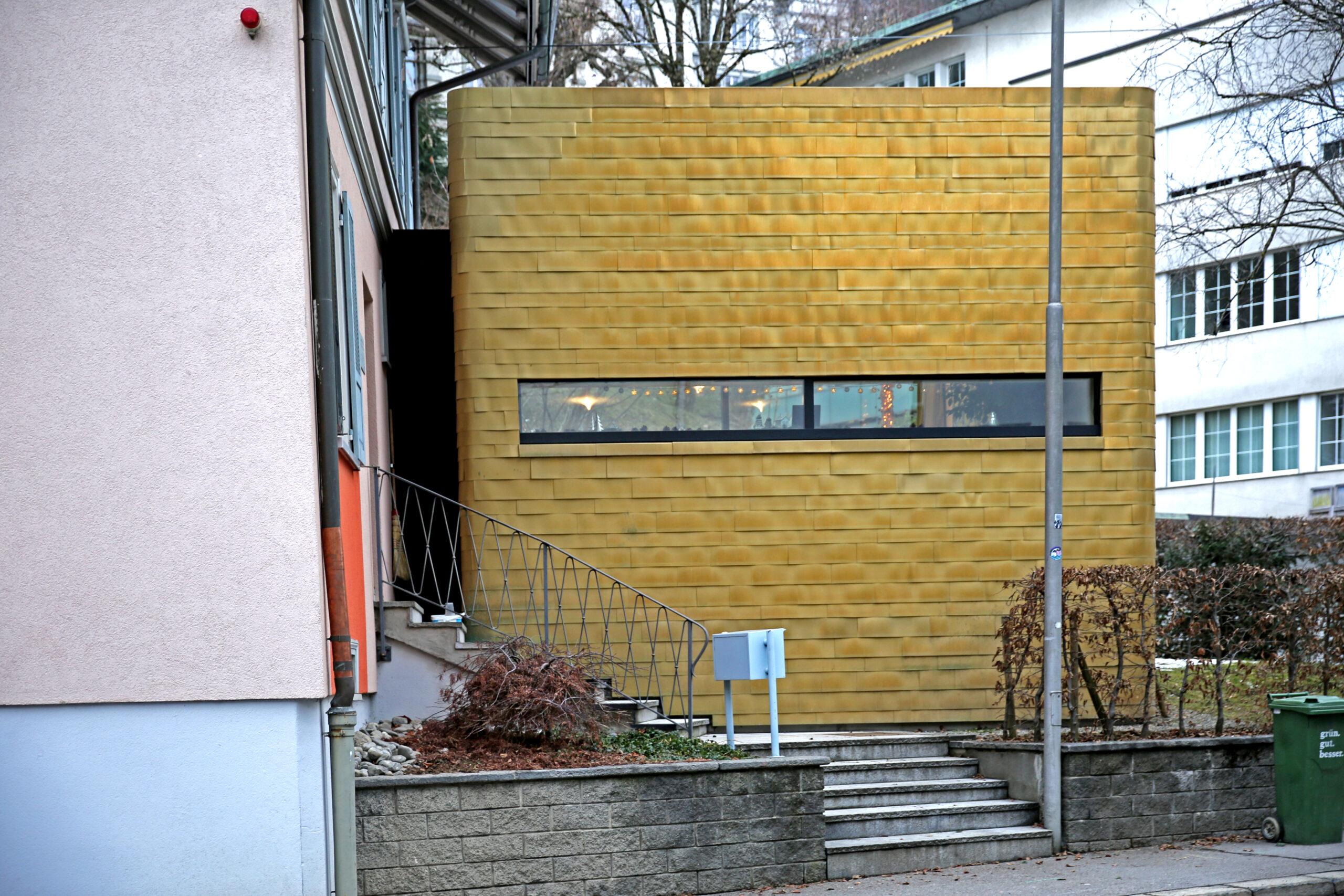Umbau / Erweiterung Wohnheim Varnbüel St.Gallen