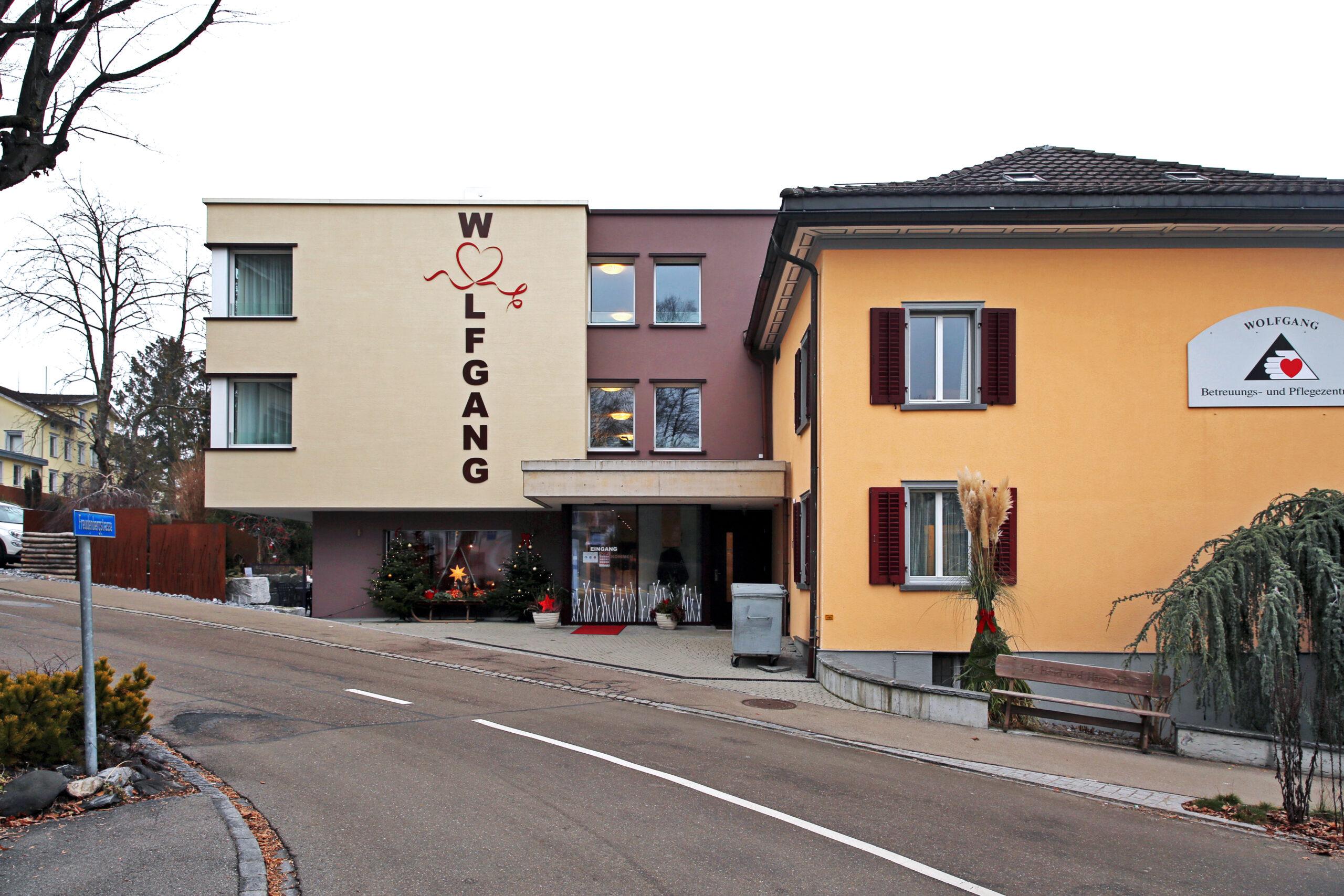 Erweiterung Betreuungs- und Pflegezentrum Wolfgang Oberuzwil