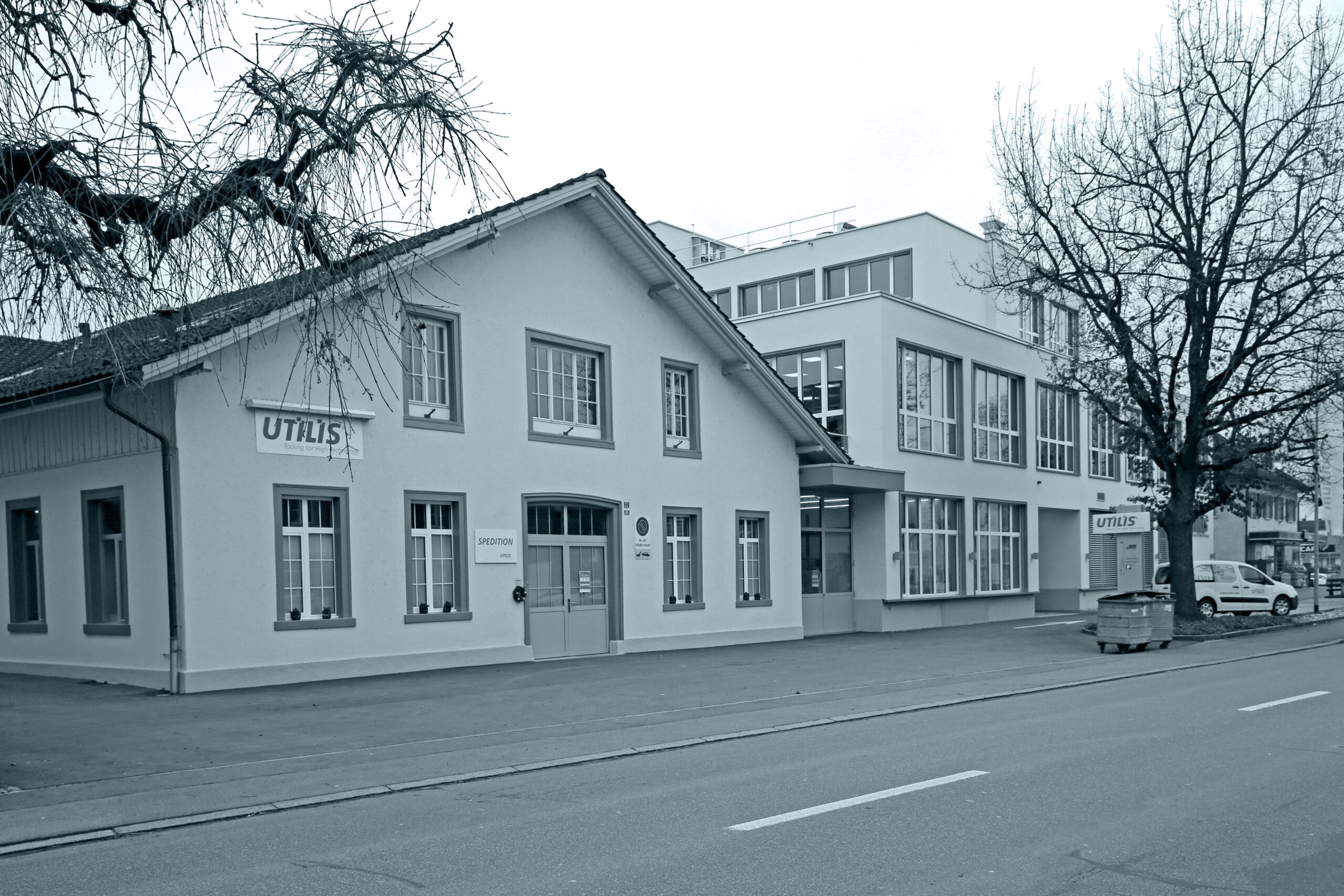 Erweiterung UTILIS Müllheim